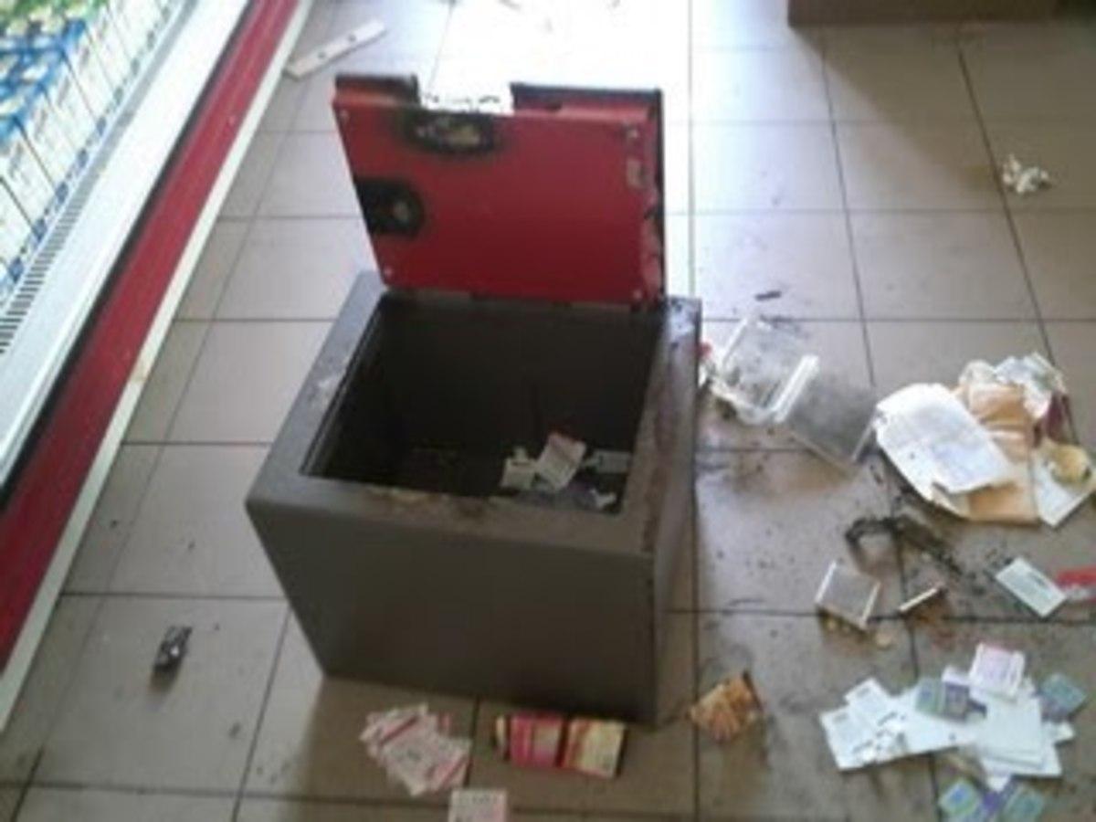 Ιδιαίτερα περίεργη ληστεία σε χρηματοκιβώτιο νοσοκομείου | Newsit.gr