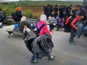 Στα Ιωάννινα κατευθύνονται οι 382 πρόσφυγες που αρνήθηκαν να εγκατασταθούν στο Κουτσόχερο