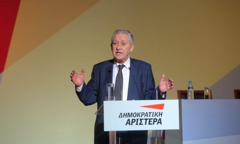 Η «σκιώδης» κυβέρνηση της ΔΗΜΑΡ   Newsit.gr