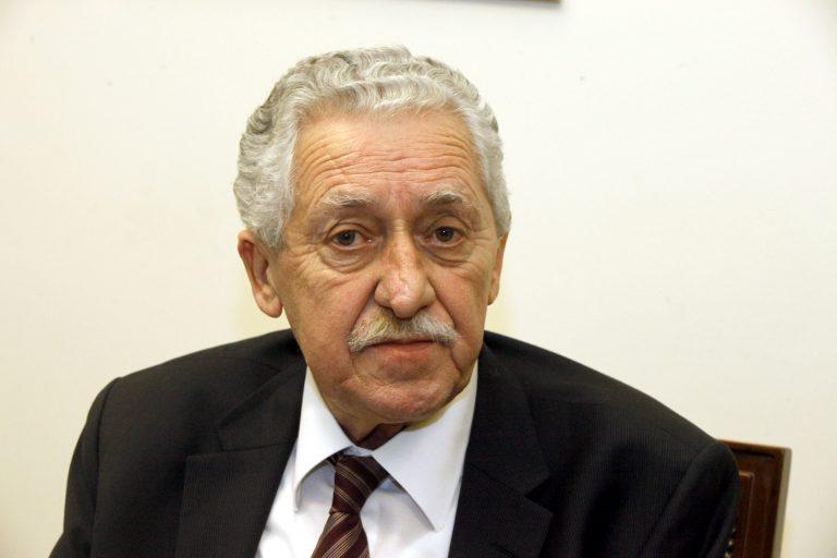 Κουβέλης: Να καταργηθεί ο νόμος περί ευθύνης υπουργών | Newsit.gr