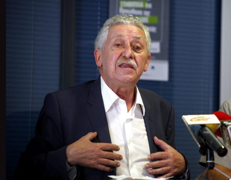 Ο Φ. Κουβέλης διευκρινίζει με ποιους πρόκειται να συνεργαστεί μετεκλογικά   Newsit.gr