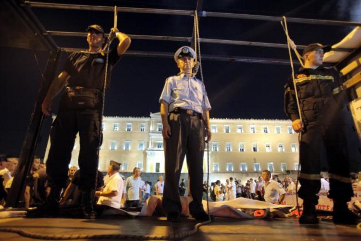 Στην «κρεμάλα» στρατιωτικοί-σώματα ασφαλείας! Οι περικοπές-σοκ στην πρόταση του Γεν.Λογιστηρίου | Newsit.gr