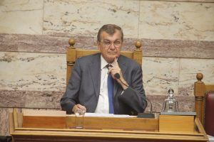 Κρεμαστινός για Θεοχαρόπουλο: «Αν ξαναβγεί βουλευτής να μου στείλετε τηλεγράφημα»