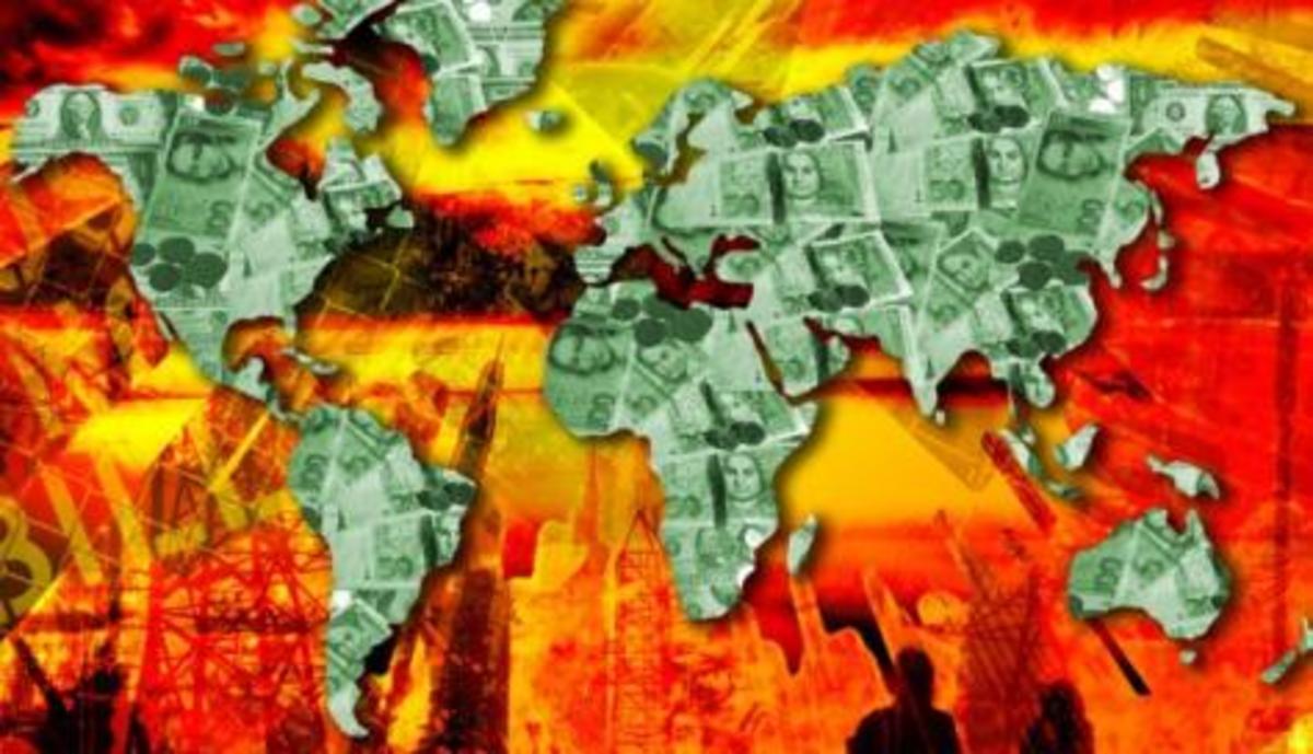 Η Ελλάδα βάζει σε κίνδυνο την παγκόσμια οικονομία | Newsit.gr
