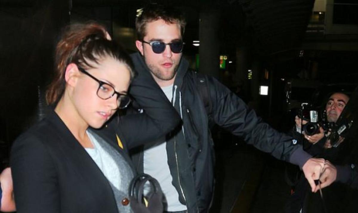 K. Stewart – R. Pattinson: Επιστρέφουν στην Νέα Υόρκη μετά το ταξίδι τους στο Λονδίνο! | Newsit.gr