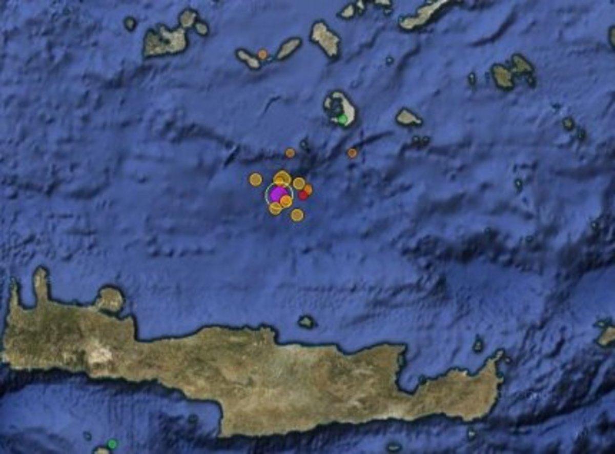 Συνεχείς μετασεισμοί μετά τα 5,2 Ρίχτερ στην Κρήτη – Ανήσυχοι οι κάτοικοι, καθησυχαστικοί οι σεισμολόγοι   Newsit.gr
