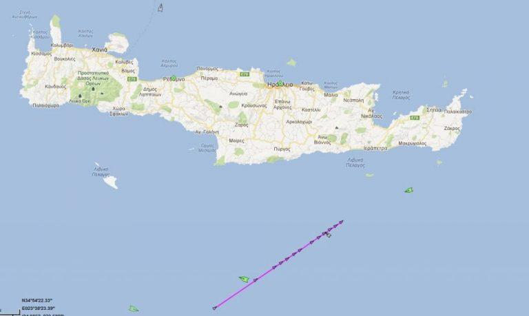 Ξεκίνησαν οι έρευνες για πετρέλαιο – Το Nordic Explorer στην Κρήτη | Newsit.gr