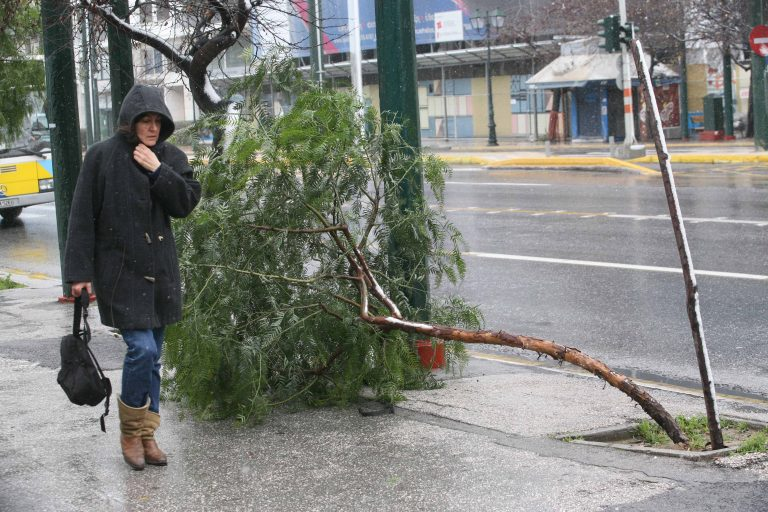 Αγριεύει ο καιρός – Χιόνια ακόμα και στην Πάρνηθα | Newsit.gr
