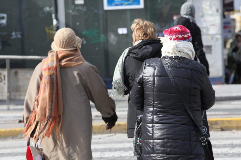 Βελτιώνεται ο καιρός αλλά το κρύο παραμένει | Newsit.gr