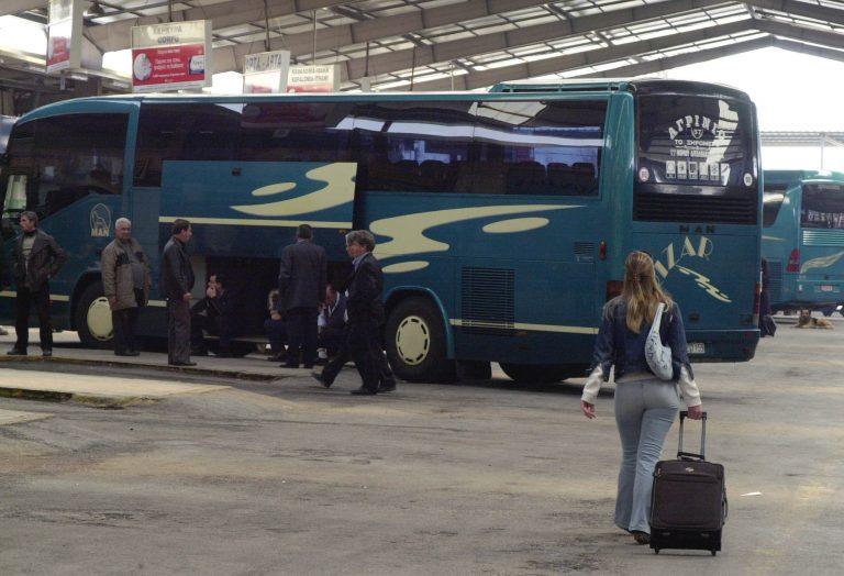 Πρέβεζα: Ανέβηκε στο λεωφορείο με πιστόλι   Newsit.gr