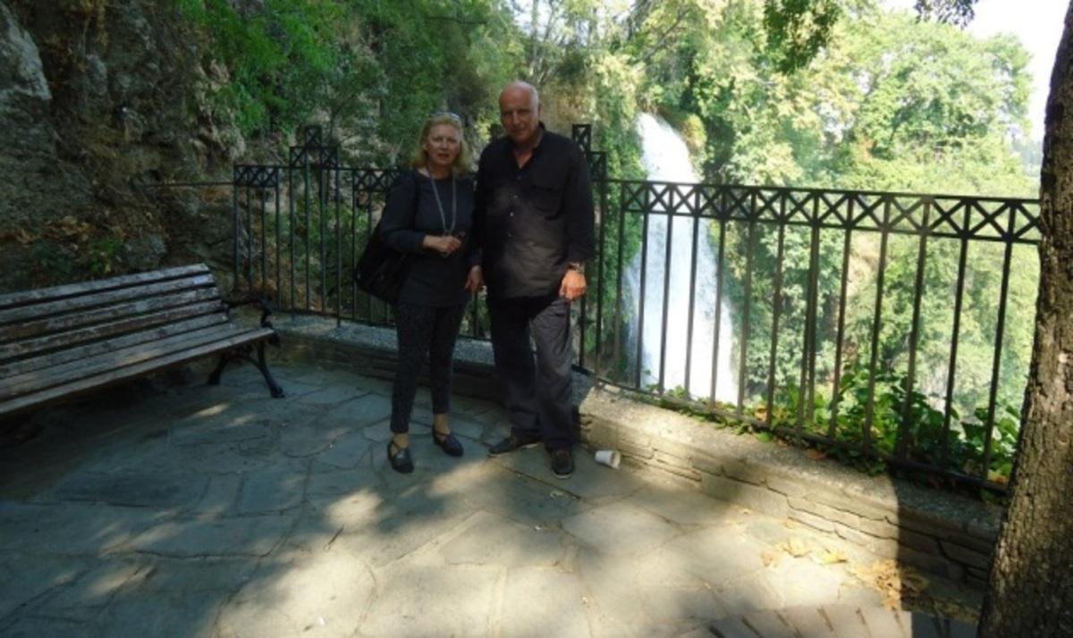 Γ. Κυρίτσης – Ε. Ακρίτα: Το album από το ταξίδι του μέλιτος! | Newsit.gr