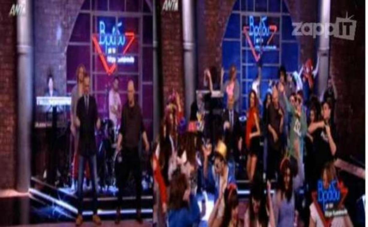 Δείτε τον Πέτρο Κωστόπουλο να χορεύει στους ρυθμούς του Harlem Shake!   Newsit.gr