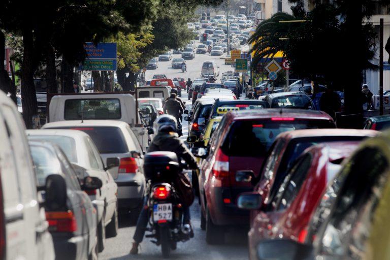Κυκλοφοριακές ρυθμίσεις στο Μαρούσι, λόγω εργασιών στην Αγ. Κωνσταντίνου | Newsit.gr