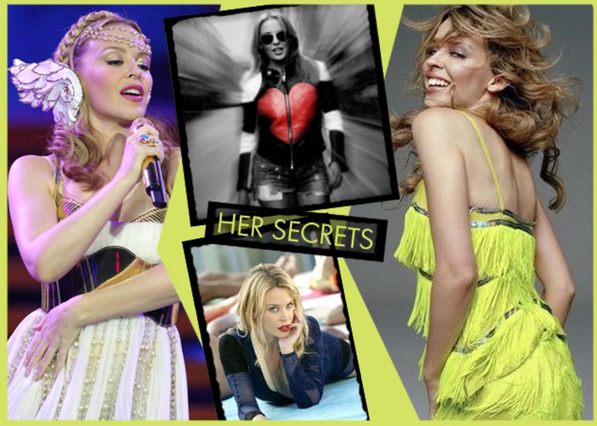 Kylie Minogue: «Όταν είναι να φορέσω καυτό σορτς, κάνω πάντα body make up!» | Newsit.gr