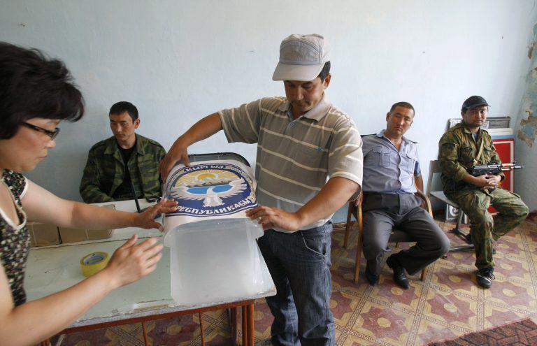 Δημοψήφισμα για το νέο Σύνταγμα στο Κιργιστάν | Newsit.gr