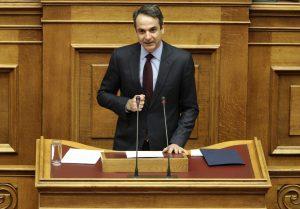 Μητσοτάκης: Η Ελλάδα τιμά και υπερασπίζεται τα νησιά της