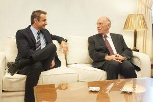 Μητσοτάκης – Λεβέντης: Συμφώνησαν στις μεταρρυθμίσεις, δεν τα βρήκαν για τις εκλογές