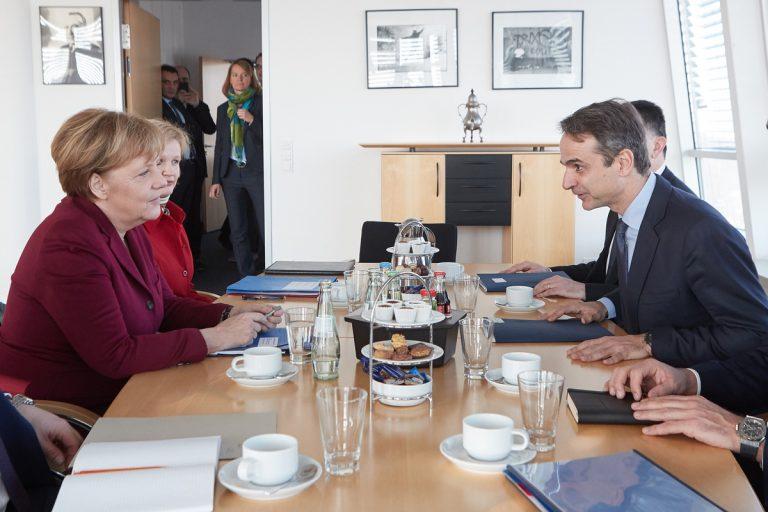 Εναλλακτική μεταρρυθμιστική πρόταση από την Ελλάδα χαρακτηρίζει ο γερμανικός Τύπος τον Κυριάκο Μητσοτάκη | Newsit.gr