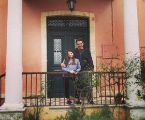 Καθαρά Δευτέρα: Η γλυκιά φωτογραφία του Κυριάκου Μητσοτάκη με την κόρη του!