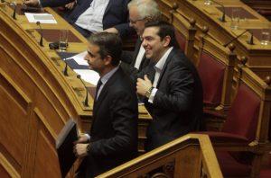 Die Welt: «Αν γίνονταν αύριο εκλογές ο Μητσοτάκης θα έπαιρνε απόλυτη πλειοψηφία»