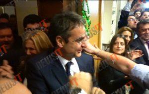 Εκλογές ΝΔ – Αποτελέσματα: Νέος πρόεδρος της Νέας Δημοκρατίας ο Κυριάκος Μητσοτάκης – Ενωτικός στις πρώτες δηλώσεις του