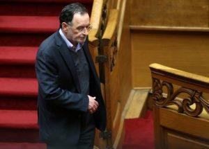 Ξεσπά ο Λαφαζάνης για ΟΛΠ: «Μέγα σκάνδαλο με ποινικές ευθύνες»