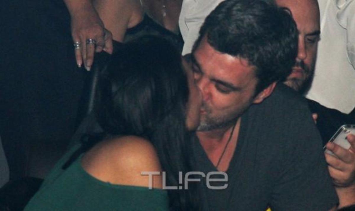 Ν. Οικονόμου – Ο. Λαφαζάνη: Τρυφερές στιγμές σε βραδινή τους έξοδο! Φωτογραφίες   Newsit.gr