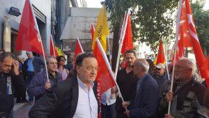 Λαφαζάνης: Ο Τσίπρας θα φύγει νύχτα κακείν κακώς από τη χώρα