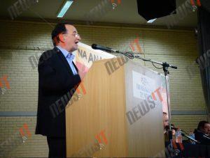 Λαφαζάνης: Η «νεο-μνημονιακή κυβέρνηση του μεταλλαγμένου ΣΥΡΙΖΑ» και η πρόταση της ΛΑΕ