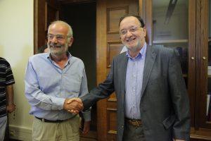 Και πάλι μαζί Λαφαζάνης και Αλαβάνος – Συμφώνησαν για συμπόρευση ΛΑΕ και Σχεδίου Β