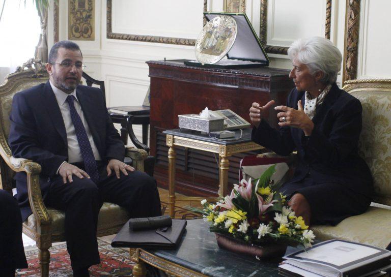 Λαγκάρντ: Το Ταμείο είναι έτοιμο να βοηθήσει την Αίγυπτο | Newsit.gr