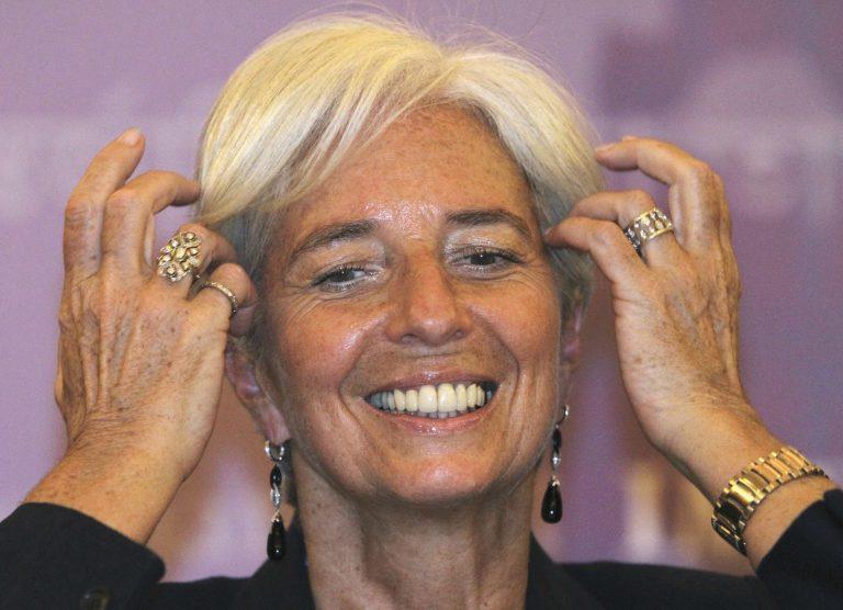 Κ. Λαγκάρντ: «Αξιέπαινη η προσπάθεια της Ισπανίας» | Newsit.gr