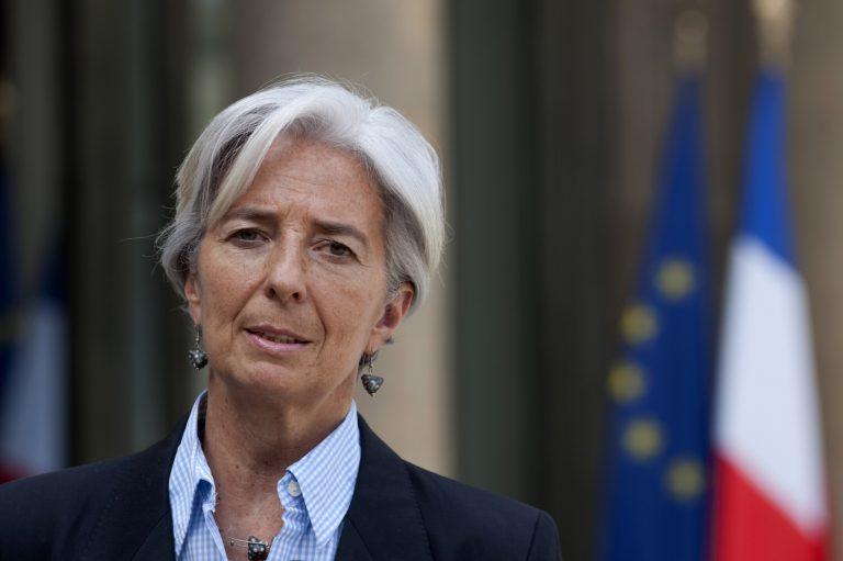 Υποβαθμίζει την πτώση του ευρώ η Λαγκάρντ   Newsit.gr