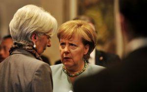 Welt: Συμφωνία Μέρκελ – Λαγκάρντ για συμμετοχή του ΔΝΤ