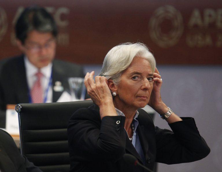 Λαγκάρντ: «Δεν έχω καμία διάθεση να διαπραγματευτώ με τους Έλληνες» | Newsit.gr