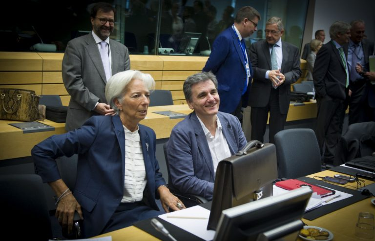 Συνάντηση Τσακαλώτου – Λαγκάρντ: Ικανοποίηση και στα δύο «στρατόπεδα» – Χρέος και επιστροφή θεσμών στο τραπέζι | Newsit.gr