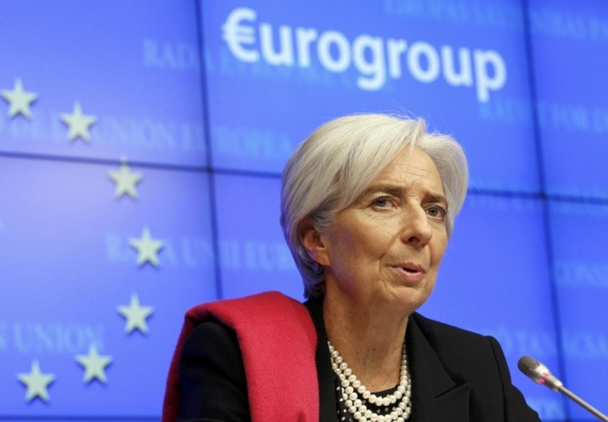 Ξαναέβαλε την… κασέτα η Κριστίν Λαγκάρντ: Οι Έλληνες να πληρώνουν τους φόρους τους   Newsit.gr