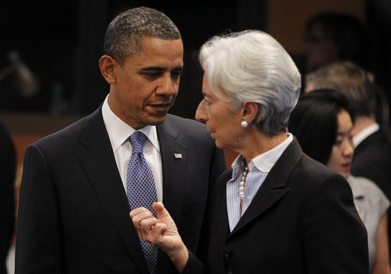 ΔΝΤ προς ΗΠΑ: Πάρτε κι άλλα μέτρα   Newsit.gr