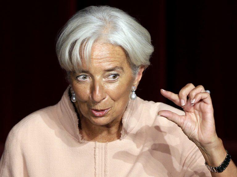 Λαγκάρντ: Η ευρωζώνη απειλεί την παγκόσμια οικονομία! | Newsit.gr