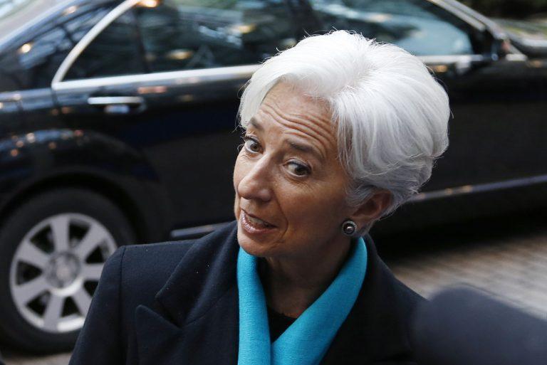 Εντυπωσιασμένη η Λαγκάρντ αλλά «πατάξτε επιτέλους τη φοροδιαφυγή» | Newsit.gr