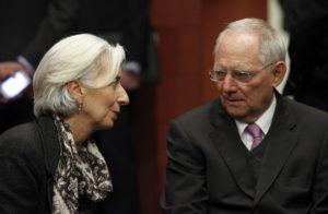 Πιέσεις στη Γερμανία από το Washington Group για την ελάφρυνση χρέους