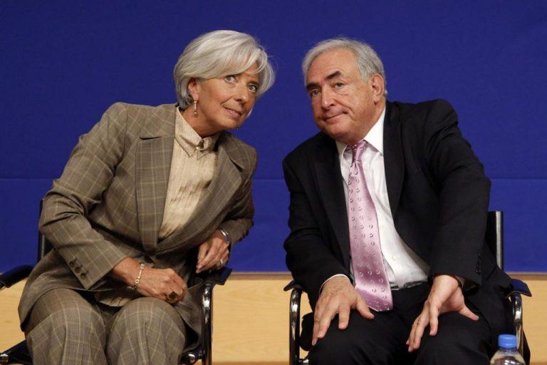 Ψήφος εμπιστοσύνης από Λαγκάρντ σε ευρώ και Ελλάδα | Newsit.gr