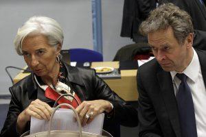 ΔΝΤ: Μειώστε αφορολόγητο, άρετε τα capital controls