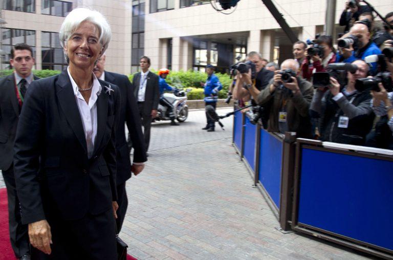 Αισιόδοξη η Λαγκάρντ για την Ευρωζώνη αλλά φοβάται τα σκληρά μέτρα   Newsit.gr