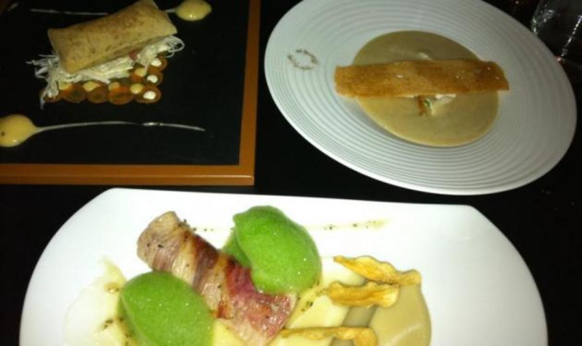 Το χλιδάτο δείπνο του Λάκη Γαβαλά! Δες φωτογραφίες | Newsit.gr