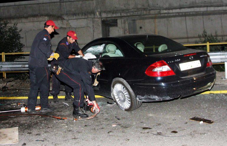 Ένας νεκρός και τρεις τραυματίες σε τροχαίο στην Αθηνών-Λαμίας   Newsit.gr