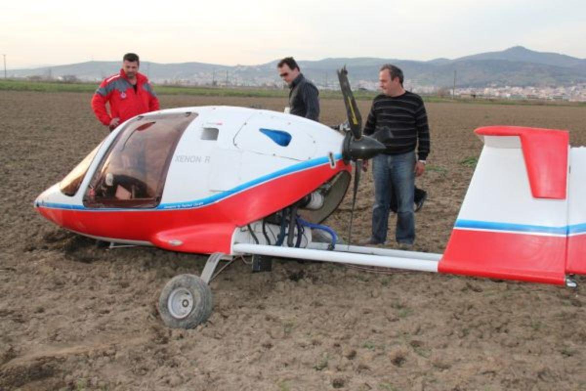 Πτώση μικρού ιδιωτικού αεροσκάφους στη Λαμία | Newsit.gr