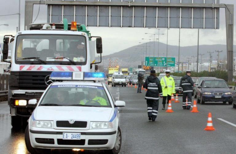 Εργασίες στην Αθηνών-Λαμίας στο ύψος της Υλίκης | Newsit.gr
