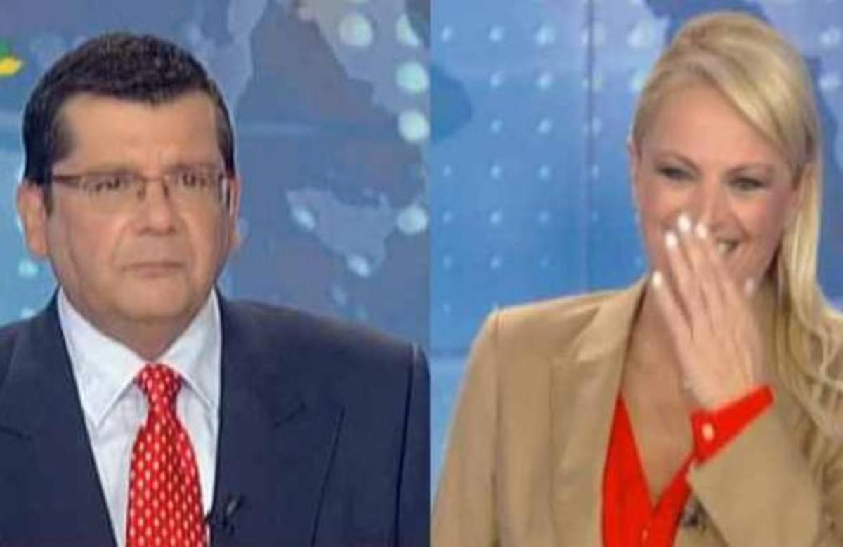 Η… σκληρή απάντηση του Δρακάκη έκανε την Λαμπίρη να βάλει τα γέλια | Newsit.gr