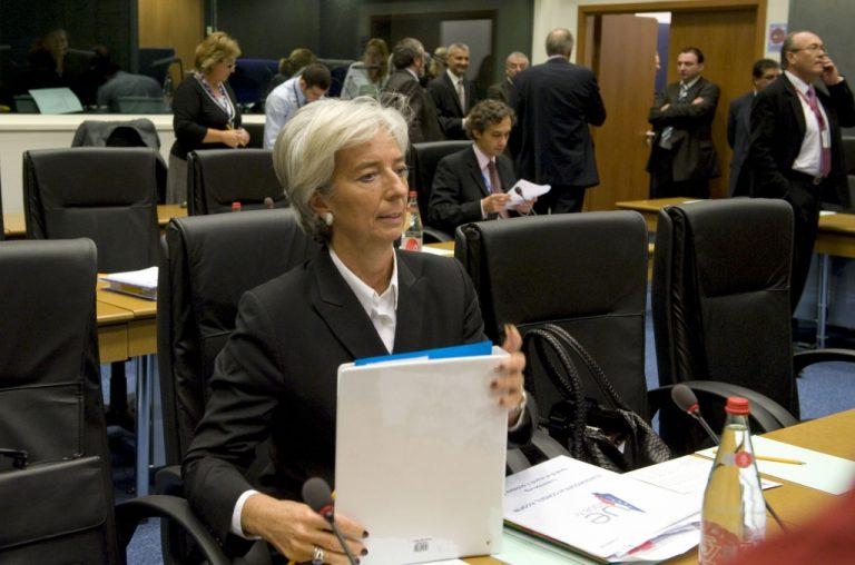 Αισιόδοξη η Κριστίν Λαγκάρντ για τα stress test των τραπεζών | Newsit.gr